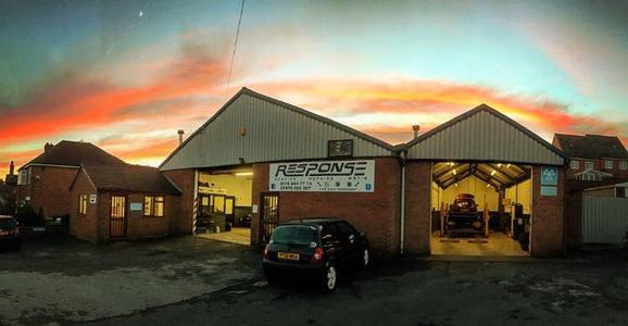 Response Auto Repair Centre Ltd