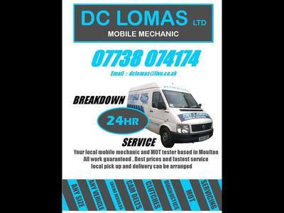 D C Lomas ltd