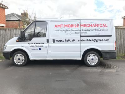 AMT Mobile Mechanical