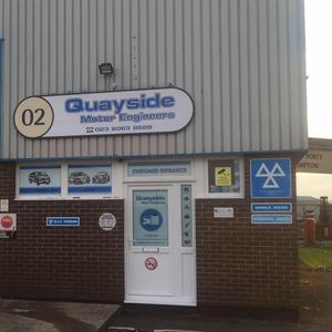 Quayside MOT & Service Centre