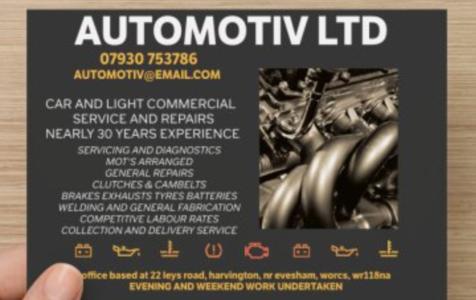Automotiv Ltd