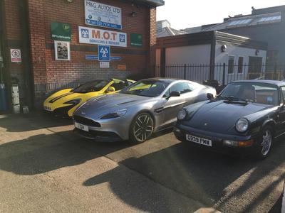 M AND G Autos Ltd