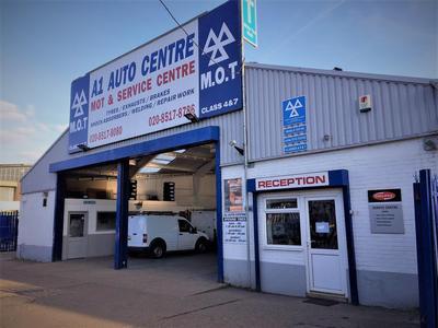 A1 Auto Centre Ltd