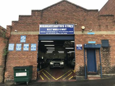 Highgate Autos Midland Limited