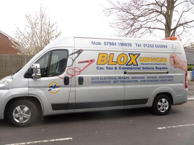 Blox Services
