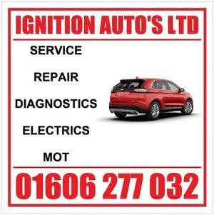 Ignition Auto's LTD
