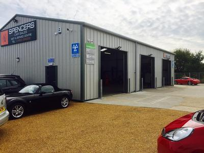 Spencers MOT and Service Centre Ltd