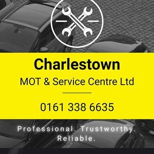 Charlestown MOT & Service Centre Ltd
