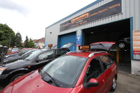 Heartlands Auto Centre Limited