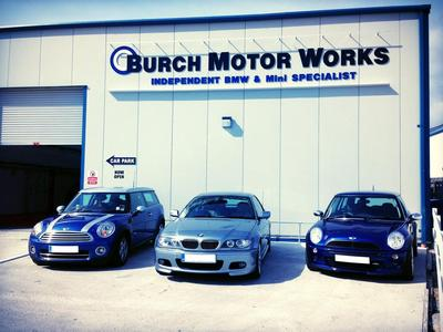 Burch Motor Works - BMW & MINI Specialist