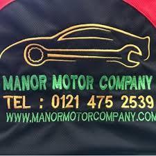 Manor Motor Company Limited