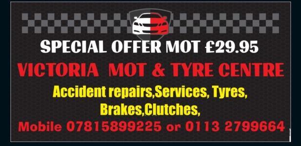 Victoria motors Leeds