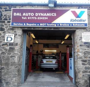 Dal Auto Dynamics Ltd