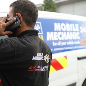 Mobile Mechanic 24/7 & Tyre Fitting Service (Adam)