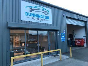 Dunnington Motor Care