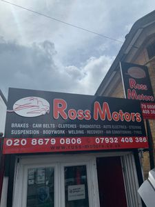 Ross Motors (Streatham) LTD