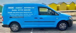 MDK Vehicle Repairs Ltd