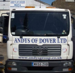 Andys Of Dover