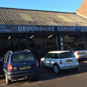 Devonshire Garage Ltd