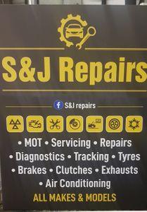 S & J REPAIRS