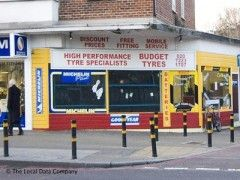 Budget Tyres Battersea