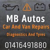 MB Autoz car and van repair