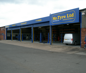 Mr Tyre - Cannock
