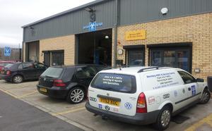 Bentley MOT & Service Centre Ltd