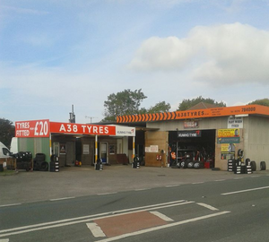A38 Tyres and Auto Fast Fix