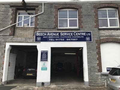 Beech Avenue Service Centre Ltd