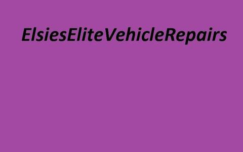 ElsiesEliteVehicleRepairs