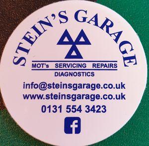 Steins Garage Edinburgh