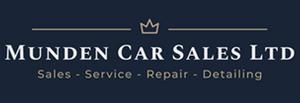 Munden Car Sales Ltd