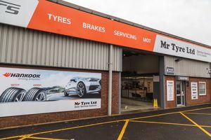 Mr Tyre Ltd - Peterborough