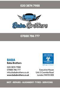BABA BROTHERS
