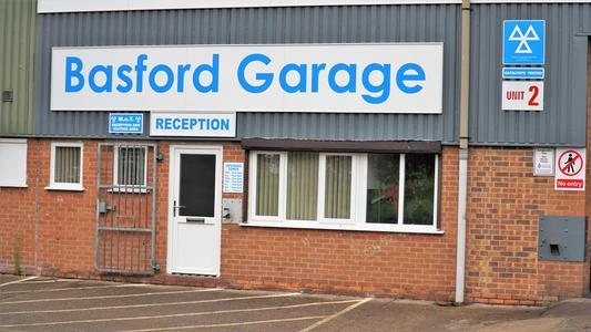 Basford Garage