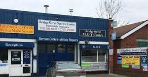 Bridge Street Service Centre