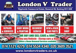 London V Trader Ltd