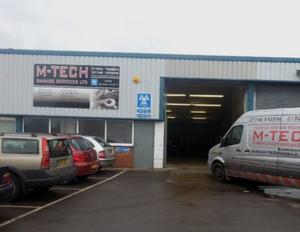 M-Tech Garage Services.