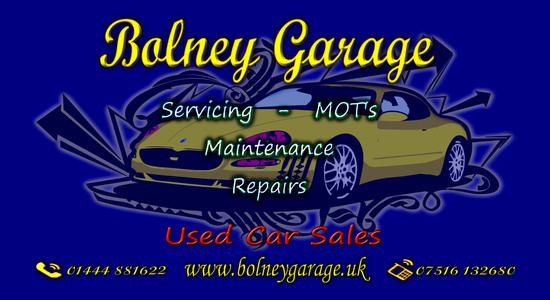 Bolney Garage