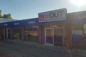 IN'n'OUT - Norwich (Near B&Q)