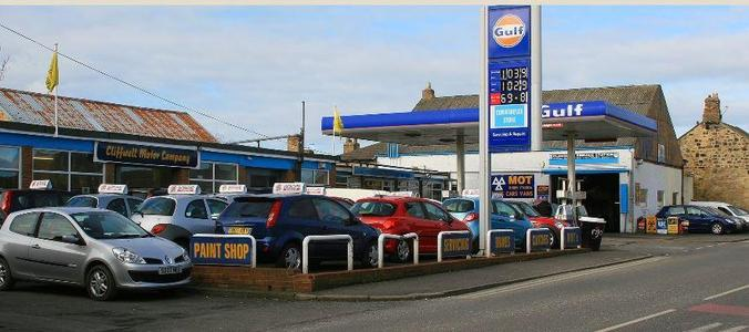 Cliffwell Service Station