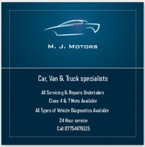 M.J. Motors