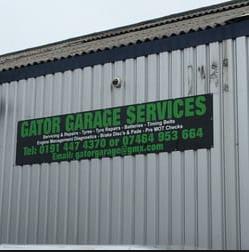 Gator Garage Services