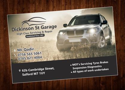 Dickinson St Garage