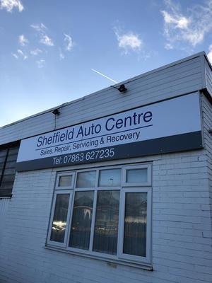Sheffield auto centre