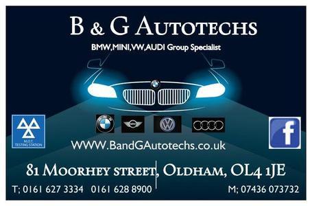 B and G Autotechs Ltd