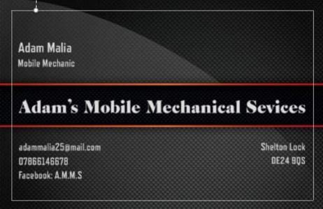 Adams Mobile Mechanical Services Limited
