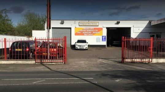 Bridgeyate Motor Services Ltd