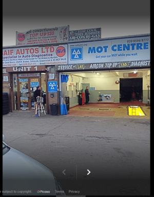 Saif Autos Ltd